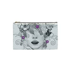 Flower Child Of Hope Cosmetic Bag (small) by FunWithFibro