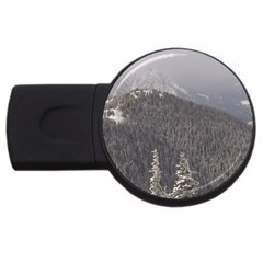Mountains 2gb Usb Flash Drive (round) by DmitrysTravels
