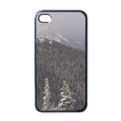 Mountains Apple Iphone 4 Case (black) by DmitrysTravels