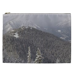 Mountains Cosmetic Bag (xxl) by DmitrysTravels