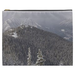 Mountains Cosmetic Bag (xxxl) by DmitrysTravels
