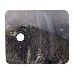 Mountains Samsung Galaxy S  Iii Flip 360 Case by DmitrysTravels