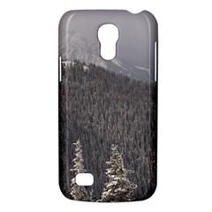 Mountains Samsung Galaxy S4 Mini (gt I9190) Hardshell Case  by DmitrysTravels
