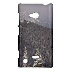 Mountains Nokia Lumia 720 Hardshell Case by DmitrysTravels