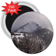 Gondola 3  Button Magnet (100 Pack) by DmitrysTravels