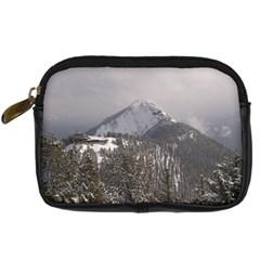 Gondola Digital Camera Leather Case by DmitrysTravels