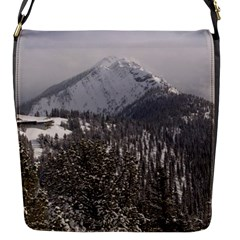 Gondola Flap Closure Messenger Bag (small) by DmitrysTravels