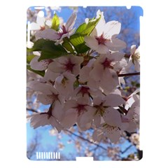 Sakura Apple Ipad 3/4 Hardshell Case (compatible With Smart Cover) by DmitrysTravels