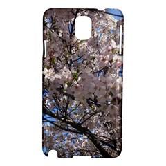 Sakura Tree Samsung Galaxy Note 3 N9005 Hardshell Case by DmitrysTravels