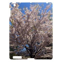 Cherry Blossoms Tree Apple Ipad 3/4 Hardshell Case by DmitrysTravels