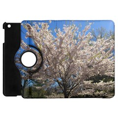 Cherry Blossoms Tree Apple Ipad Mini Flip 360 Case by DmitrysTravels