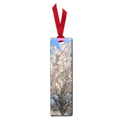 Cherry Blossoms Tree Small Bookmark by DmitrysTravels