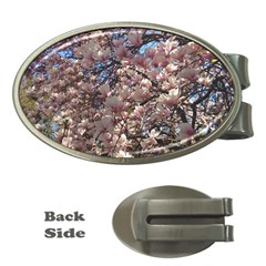 Sakura Money Clip (oval) by DmitrysTravels
