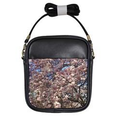 Sakura Girl s Sling Bag by DmitrysTravels