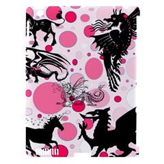 Fantasy In Pink Apple Ipad 3/4 Hardshell Case (compatible With Smart Cover) by StuffOrSomething