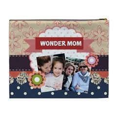 Mothers Day By Mom   Cosmetic Bag (xl)   H0ualaerz3yg   Www Artscow Com Back
