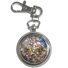Cherry Blossoms Key Chain Watch by DmitrysTravels