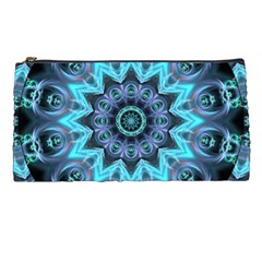 Star Connection, Abstract Cosmic Constellation Pencil Case by DianeClancy