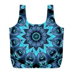 Star Connection, Abstract Cosmic Constellation Reusable Bag (l) by DianeClancy