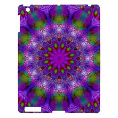 Rainbow At Dusk, Abstract Star Of Light Apple Ipad 3/4 Hardshell Case by DianeClancy