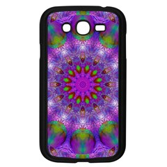 Rainbow At Dusk, Abstract Star Of Light Samsung Galaxy Grand Duos I9082 Case (black) by DianeClancy
