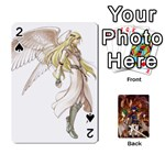Fire Emblem Radiant Dawn - Playing Cards 54 Designs