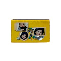 Cosmetic Bag (s)   Boys1 By Jennyl   Cosmetic Bag (small)   I2tvw7tocxd7   Www Artscow Com Front