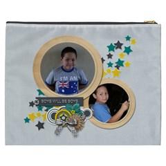 Cosmetic Bag (xxxl): Boys 2 By Jennyl   Cosmetic Bag (xxxl)   708k1sz47fi8   Www Artscow Com Back