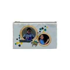 Cosmetic Bag (s) : Boys2 By Jennyl   Cosmetic Bag (small)   G9s40itqhjyw   Www Artscow Com Front