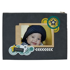 Cosmetic Bag (xxl): Too Cute By Jennyl   Cosmetic Bag (xxl)   Zndh2ibatbmm   Www Artscow Com Back