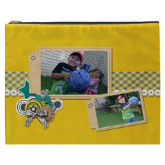 Cosmetic Bag (xxxl) : Boys3 By Jennyl   Cosmetic Bag (xxxl)   Ajpyvms73v9k   Www Artscow Com Front