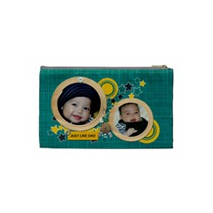 Cosmetic Bag (s)   Just Like Dad By Jennyl   Cosmetic Bag (small)   C6y1kta7jd1z   Www Artscow Com Back