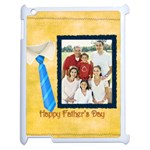 fathers day - Apple iPad 2 Case (White)