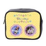 Blessings mini toiletries bag - Mini Toiletries Bag (Two Sides)