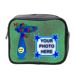 Dad s Mini Toiletries Bag By Joy Johns   Mini Toiletries Bag (two Sides)   Tgeh8hq2jrs2   Www Artscow Com Front