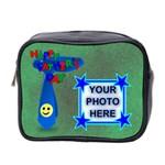 Dad s mini toiletries bag - Mini Toiletries Bag (Two Sides)