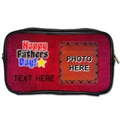 Dad s Toiletries Bag #5 By Joy Johns   Toiletries Bag (two Sides)   F4far5tca45b   Www Artscow Com Front
