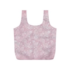 Elegant Vintage Paisley  Reusable Bag (S)