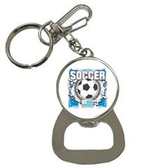 Soccer Uruguay Bottle Opener Key Chain by MegaSportsFan