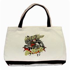 Lets Race Go Karts Classic Tote Bag by MegaSportsFan