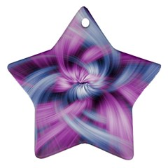 Mixed Pain Signals Star Ornament by FunWithFibro