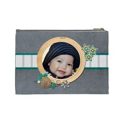 Cosmetic Bag (l) : Boys 5 By Jennyl   Cosmetic Bag (large)   Wsiidqvzruq5   Www Artscow Com Back