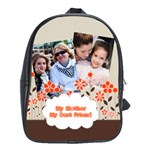 mothers day - School Bag (XL)