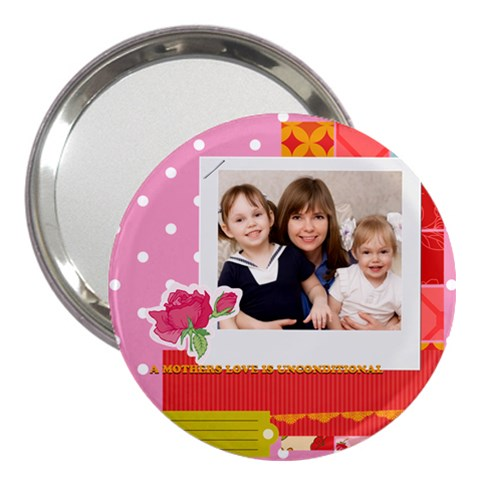 Mothers Day By Mom   3  Handbag Mirror   8fyi41es8ykp   Www Artscow Com Front