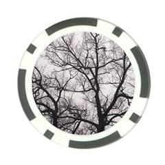 Tree Poker Chip (10 Pack) by DmitrysTravels