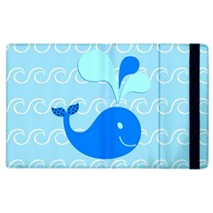 Playing In The Waves Apple Ipad 3/4 Flip Case by StuffOrSomething