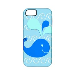 Playing In The Waves Apple Iphone 5 Classic Hardshell Case (pc+silicone) by StuffOrSomething