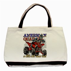 American Quad Classic Tote Bag (two Sides) by MegaSportsFan