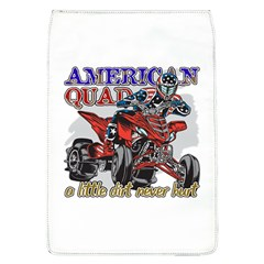 American Quad Removable Flap Cover (large) by MegaSportsFan