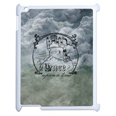 Once Upon A Time Apple Ipad 2 Case (white) by StuffOrSomething